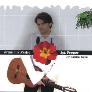 SGT Pepper for Classical Guitar