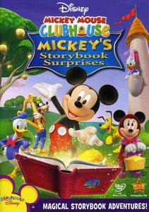 Mickey's Storybook Surprises