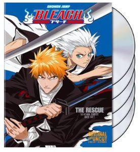 Bleach Uncut: Box Set 3