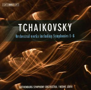 Tchaikovsky Orch Works Including Symphonies 1-6