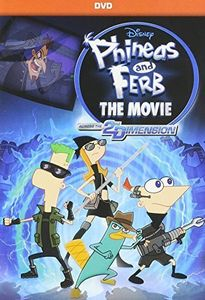 Phineas & Ferb the Movie: Across Second Dimension