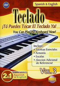 Teclado 3: 2 in 1 Bilingual