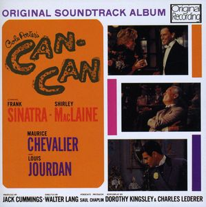 Can Can (Original Soundtrack) [Import]