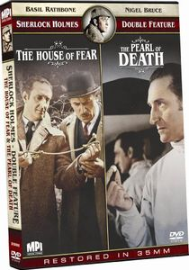 Sherlock Holmes: House of Fear & Pearl of Death