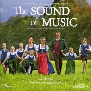 Sound of Music-Live Aus Dem Salzburger Landestheat [Import]