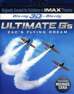 IMAX: Ultimate GS: Zacs Flying Dream 3D