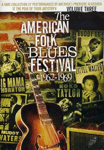 American Folk Blues Festivals 3 /  Various