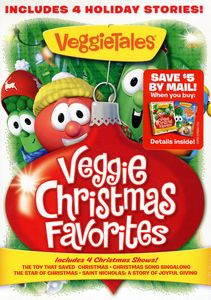 Veggie Christmas Favorites
