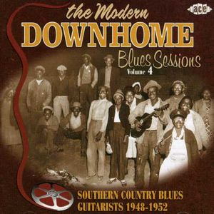 Modern Downhome Blues Sessions 4 /  Various [Import]