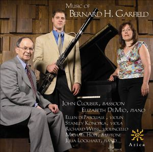 Music of Bernard H. Garfield
