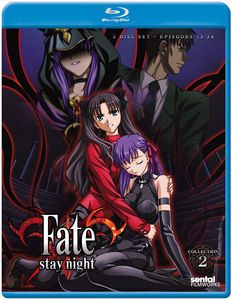 Fate /  Stay Night TV Collection 2