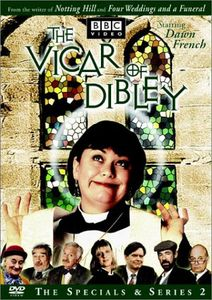 Vicar of Dibley: Complete Series 2 & Specials
