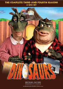 Dinosaurs: The Complete Third & Fourth Season