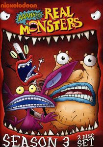Aaahh: Rreal Monsters: Season 3