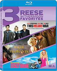 This Means War /  Water for Elephants /  Legally