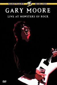 Gary Moore: Live at Monster Rock 2