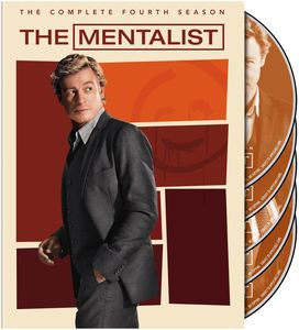 Mentalist: The Complete Fourth Season