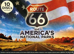 Route 66 & America's National Parks
