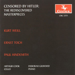 Censored By Hitler: Rediscovered Masterpieces