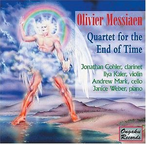 024-119 Olivier Messiaen: Quartet for the End of Time