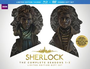 Sherlock: The Complete Seasons One - Three