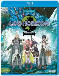 Log Horizon 2 Collection 1