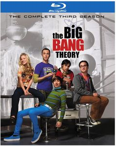 Big Bang Theory: The Complete Third Season