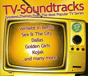 Greatest Thems from Most Popular TV Series (Original Soundtrack)