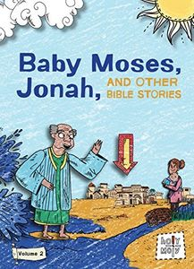 Baby Moses Jonah & Other Bible Stories