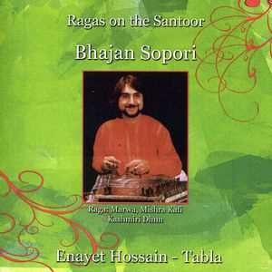 Ragas on the Santoor