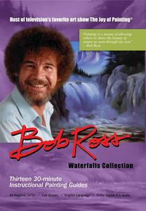 Bob Ross Joy of Painting: Waterfalls Collection