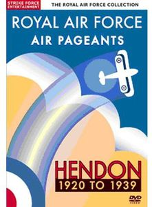 Classic British Air Shows: Hendon: Royal Air Force [Import]