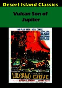 Vulcan Son of Jupiter