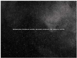 Bigbang World Tour [Made] Final In Seoul [Import]