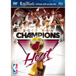2012 Nba Champions Heat: Finals