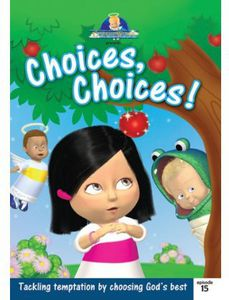 Cherub Wings No 15: Choices Choices