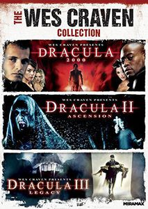Wes Craven Collection: Dracula