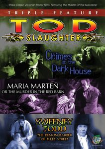Tod Slaughter Triple Feature