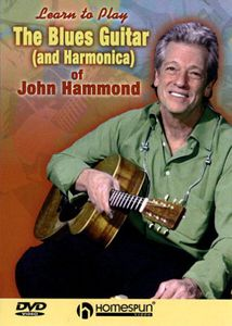 Blues Guitar & Harmonica of John Hammond