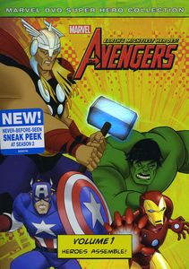 Marvel the Avengers: Earth's Mightiest Heroes 1