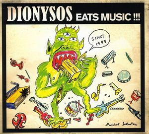 Eats Music [Import]