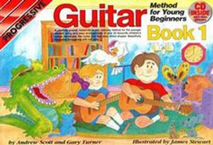 Young Beginnerguitar Method Book 1