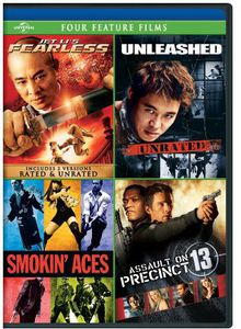 Jet Li's Fearless /  Unleashed /  Smokin Aces