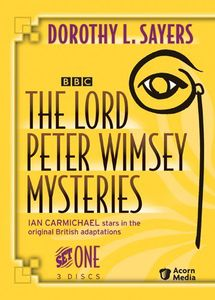 Lord Peter Wimsey Mysteries Set 1
