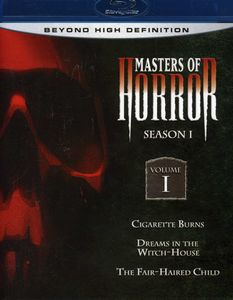 Masters of Horror: Season 1 Vol 1