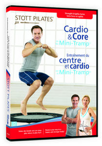Cardio & Core on the Mini-Tramp (Eng/ Fre)