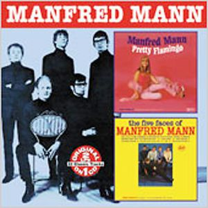 Pretty Flamingo /  Five Faces of Manfred Mann