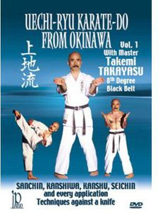 Uechi-Ryu Karate-Do from Okinawa 1