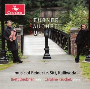 Music of Reinecke Sitt Kalliwoda