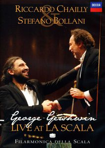 George Gershwin-Live at la Scala